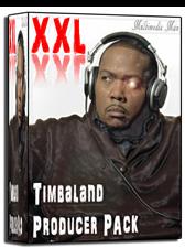 XXL Timbaland Producer Pack