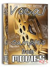 Vocal Samples from Movies