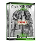 Club Hip Hop Drums Vol. 2